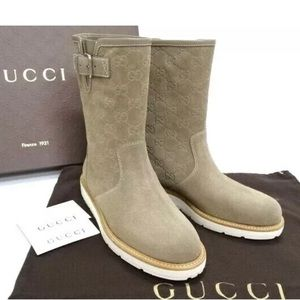 Authentic Gucci boots made in Italy 🇮🇹